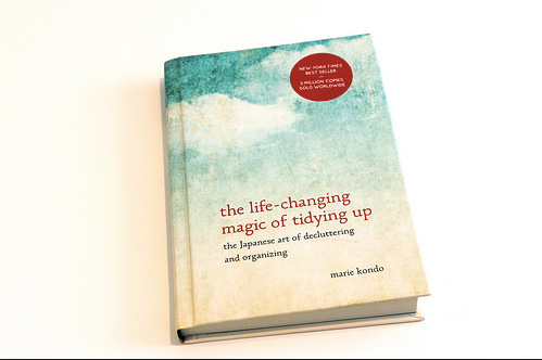 Book Review: The Life-Changing Magic of Tidying Up by Marie